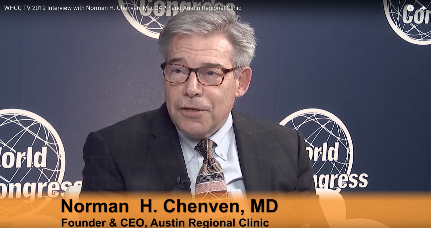 Dr. Chenven video interview