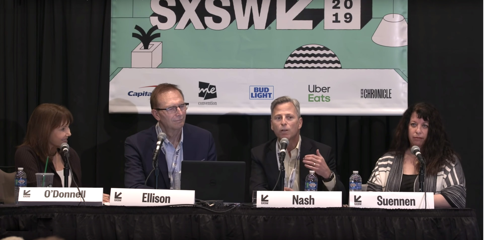 Dr. Nash at SxSW panel